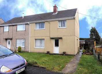 Thumbnail 3 bedroom semi-detached house to rent in Is-Y-Llan, Llanddarog, Carmarthen