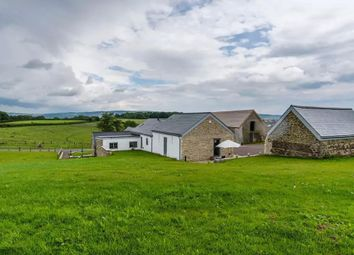 Thumbnail 3 bed barn conversion to rent in Parc Road, Llangybi, Usk