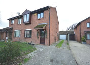 Thumbnail 3 bedroom semi-detached house for sale in Nuthatch Close, Creekmoor