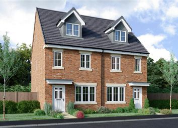 """Thumbnail 3 bedroom mews house for sale in """"Levens"""" at Church Road, Warton, Preston"""