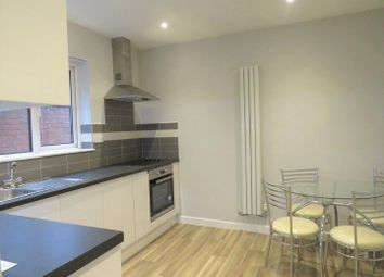 Thumbnail 1 bed flat to rent in Regent Street, Earlsdon, Coventry