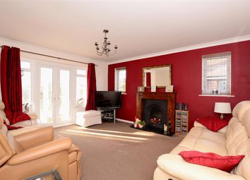 Thumbnail 4 bedroom bungalow for sale in Hall Close, Worthing, West Sussex