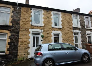 Thumbnail 3 bed terraced house for sale in Lewis Street, Blackwood, Blackwood
