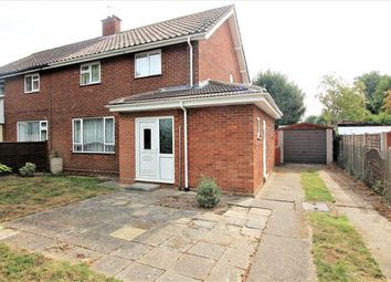Thumbnail 3 bed semi-detached house for sale in Legsby Road, Market Rasen