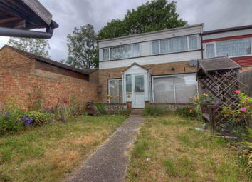 Thumbnail 3 bed end terrace house for sale in Broad Dean, Eaglestone, Milton Keynes