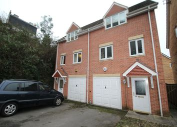 Thumbnail 1 bed semi-detached house to rent in Eccles Way, Nottingham