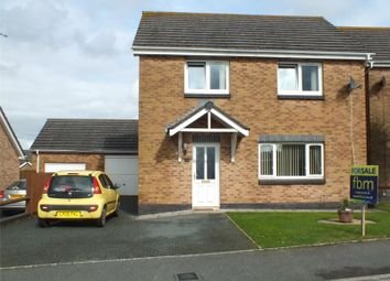 Thumbnail 3 bed detached house for sale in Skomer Drive, Milford Haven, Pembrokeshire