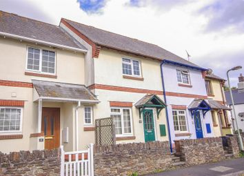 Thumbnail 2 bed terraced house to rent in Cory Court, Wembury, Plymouth