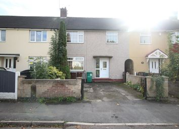 Thumbnail 3 bed terraced house to rent in Bransdale Road, Nottingham