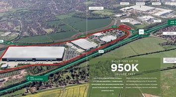 Thumbnail Light industrial for sale in Kettering Gateway, Junction 10 A14, Kettering, Northants