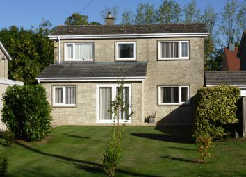Thumbnail 3 bed detached house for sale in Manor Close, Chilton, Didcot