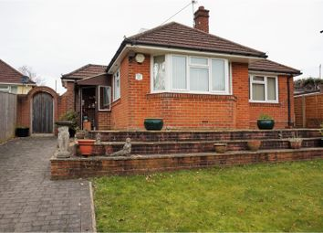 Thumbnail 3 bed detached bungalow for sale in Botany Bay Road, Sholing