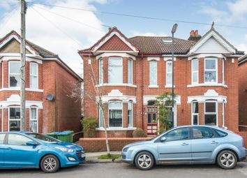 Thumbnail 3 bed semi-detached house for sale in Hazeleigh Avenue, Southampton