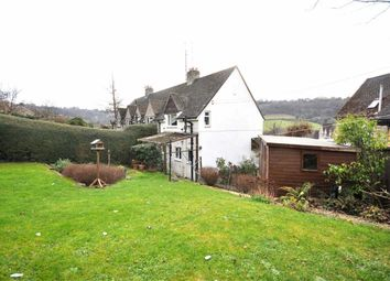 Thumbnail 2 bed end terrace house for sale in Dallaway Estate, Thrupp, Stroud