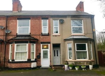 Thumbnail 4 bed semi-detached house to rent in Hawksworth Road, Nottingham