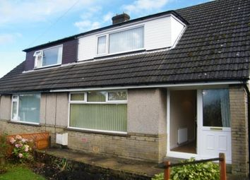 Thumbnail 3 bed bungalow to rent in Hawthorn Avenue, Brookhouse, Lancaster