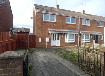 3 bed terraced house for sale in Ashington Drive, Choppington NE62