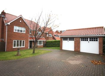 Thumbnail 4 bed detached house for sale in Monkton Rise, Guisborough