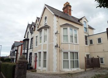 Thumbnail 1 bed flat for sale in Woodland Road West, Colwyn Bay, Conwy