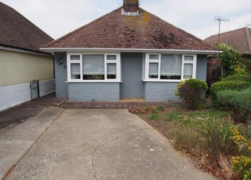 Thumbnail 3 bed bungalow to rent in Cecil Road, Lancing