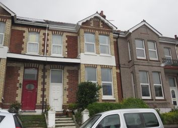 Thumbnail 4 bed terraced house for sale in Salisbury Road, Lipson, Plymouth