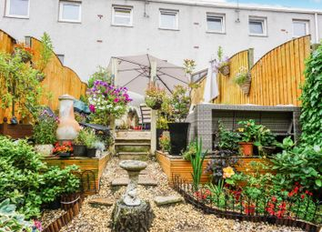 Thumbnail 1 bedroom terraced house for sale in Pitcullen Gardens, Perth