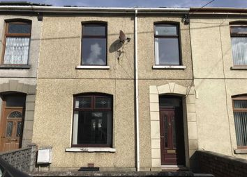Thumbnail 4 bed terraced house for sale in Sandy Road, Llanelli