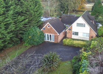 Thumbnail 5 bed detached bungalow for sale in Gentleshaw Lane, Solihull