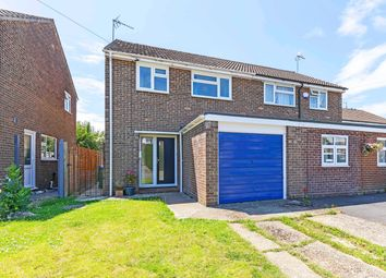 3 bed semi-detached house for sale in College Road, Southwater, Horsham RH13