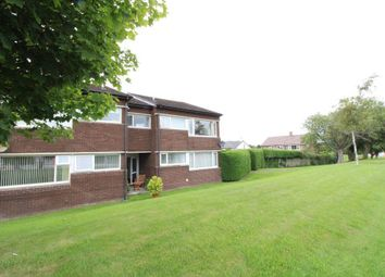 Thumbnail 2 bed flat for sale in Dunsgreen Court, Ponteland, Newcastle Upon Tyne, Northumberland