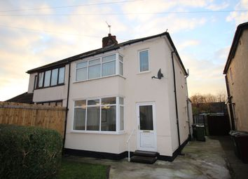 Thumbnail 3 bed semi-detached house to rent in Wolseley Road, Bilston