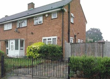 Thumbnail Semi-detached house to rent in Bransby Road, Chessington