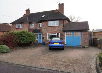 Thumbnail 4 bed semi-detached house for sale in Milford Lodge, Godalming