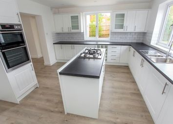 Thumbnail 4 bed detached house to rent in Bourne Road, Morton, Bourne