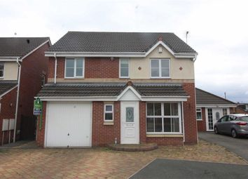 Thumbnail 4 bed detached house for sale in Harvest Way, Hindley Green, Wigan