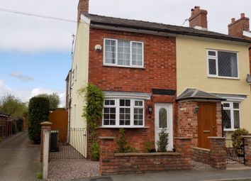 Thumbnail 2 bed semi-detached house for sale in Chapel Street, Wincham, Northwich