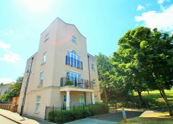 Thumbnail 3 bed flat for sale in Capability Way, Greenhithe, Kent