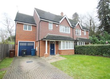 Thumbnail 3 bedroom semi-detached house to rent in Capel Crescent, Stanmore