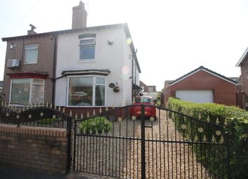 Thumbnail 3 bed detached house for sale in Beach Road, Fleetwood