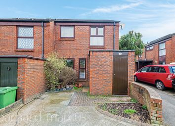Thumbnail 3 bed end terrace house for sale in Dorking Close, Worcester Park