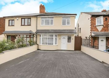 Thumbnail 3 bed semi-detached house to rent in Veronica Avenue, Parkfields, Wolverhampton
