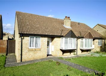 Thumbnail 2 bed bungalow for sale in Bushmead Road, Eaton Socon, St. Neots, Cambridgeshire