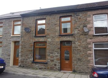 Thumbnail 3 bed terraced house to rent in Avondale Road, Rhondda Cynon Taff