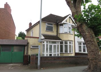 Thumbnail 3 bed semi-detached house for sale in The Parade, Cannock Road, Wednesfield, Wolverhampton