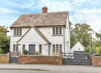 Thumbnail 4 bedroom detached house for sale in The Avenue, Camberley, Surrey