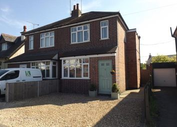 Thumbnail 2 bed semi-detached house for sale in Uppingham Road, Houghton-On-The-Hill, Leicester, Leicestershire