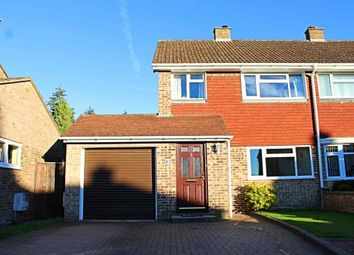 Thumbnail 3 bed semi-detached house to rent in Westwood Road, Newbury