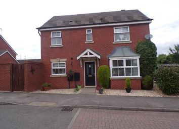 Thumbnail 3 bed detached house for sale in Westwood Road, Atherstone, Warwickshire