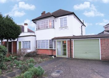 Thumbnail 3 bed detached house for sale in Hillcroft Avenue, Pinner