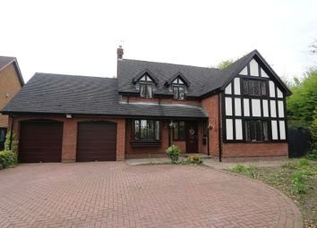 Thumbnail 4 bed detached house for sale in The Hawthorns, North Ferriby, East Yorkshire